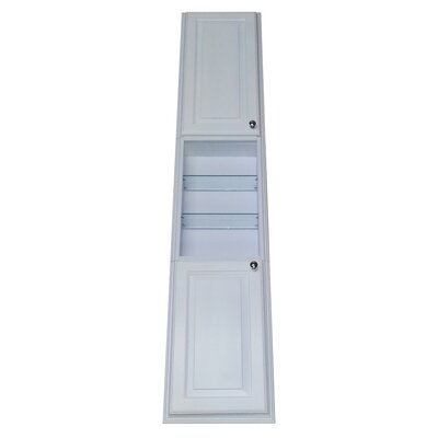 "WG Wood Products Baldwin 80"" Recessed Kitchen Pantry at Sears.com"
