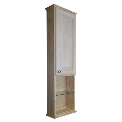 Shaker Series 15.25 x 43.5 Surface Mount Medicine Cabinet