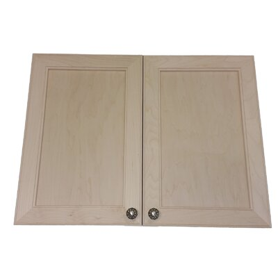 Village 31 x 19.5 Recessed or Surface Mount Medicine Cabinet