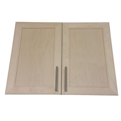 Village 31 x 25.5 Surface Mount Medicine Cabinet