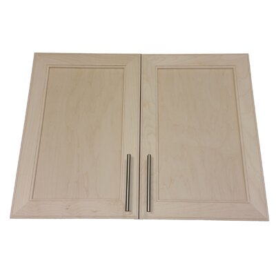 Village 31 x 23.5 Surface Mount Medicine Cabinet