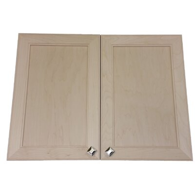 Village 31 x 35.5 Surface Mount Medicine Cabinet