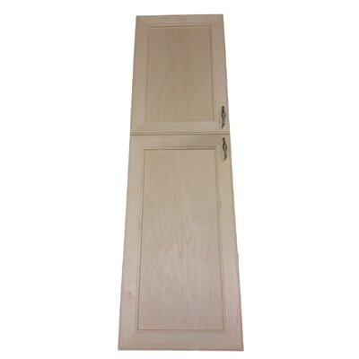 Village 15.5 x 71 Surface Mount Medicine Cabinet