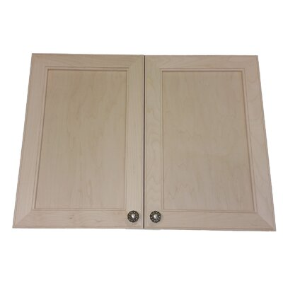 Village 31 x 29.5 Surface Mount Medicine Cabinet