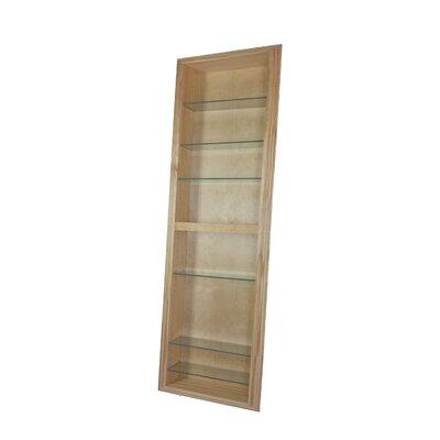 Aurora 13.5 x 59 Recessed Medicine Cabinet