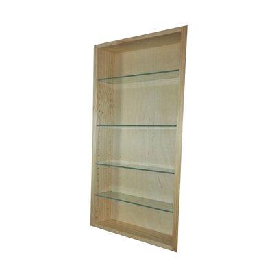 Aurora 13.5 W x 41.5 H Recessed Medicine Cabinet