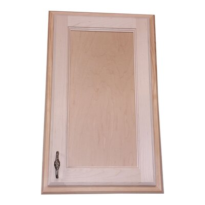 Christopher 15 x 19 Recessed Medicine Cabinet