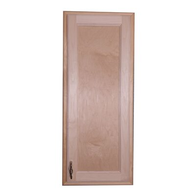 Christopher 15 x 37 Recessed Medicine Cabinet