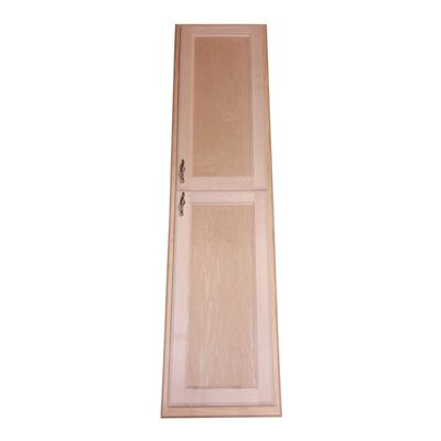 Christopher 15 x 49 Recessed Medicine Cabinet