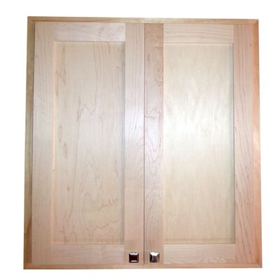 Christopher 28.13 x 18.13 Recessed Medicine Cabinet