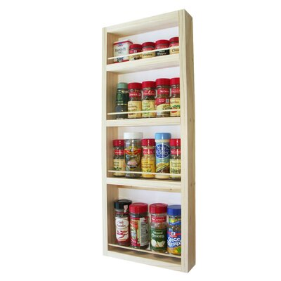 "WG Wood Products On the Wall Spice Rack - Size: 24"" at Sears.com"