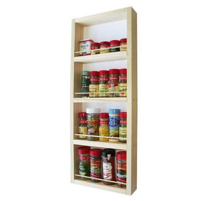"WG Wood Products On the Wall Spice Rack - Size: 27"" at Sears.com"