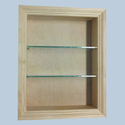 Newberry 15.5 x 25.5 Recessed Medicine Cabinet