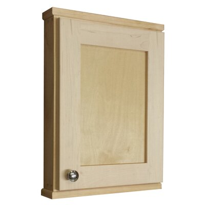 Shaker Series 15 x 19.5 Surface Mount Medicine Cabinet