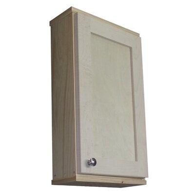Shaker Series 15 x 25.5 Surface Mount Medicine Cabinet