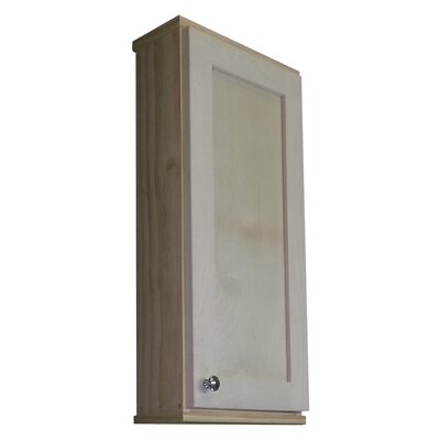 Shaker Series 15 x 37.5 Surface Mount Medicine Cabinet