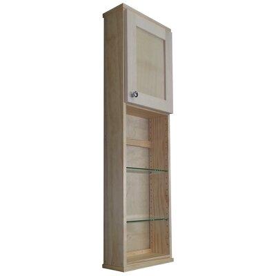Shaker Series 15 x 49.5 Surface Mount Medicine Cabinet