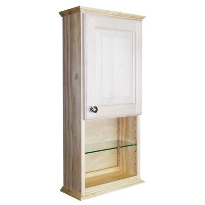 Ashley Series 15.25 x 31.5 Surface Mount Medicine Cabinet