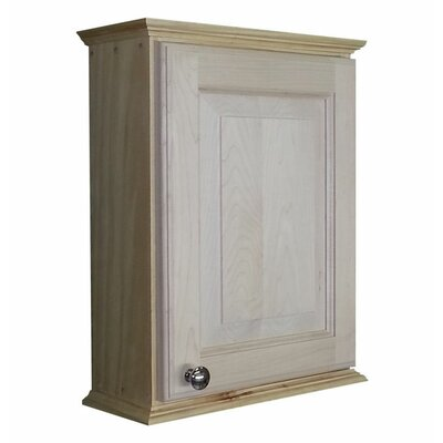 Ashley Series 15.25 x 19.5 Surface Mount Medicine Cabinet