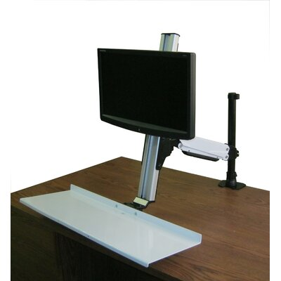Ergonomic Height Adjustable Desk Mount