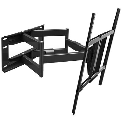 Double Cantilever Articulating Arm/Swivel/Tilt  Wall Mount for 42 - 65 Screens