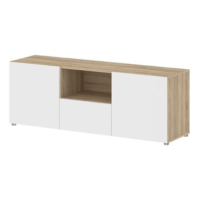 Dawson 60 TV Stand Color: Brown