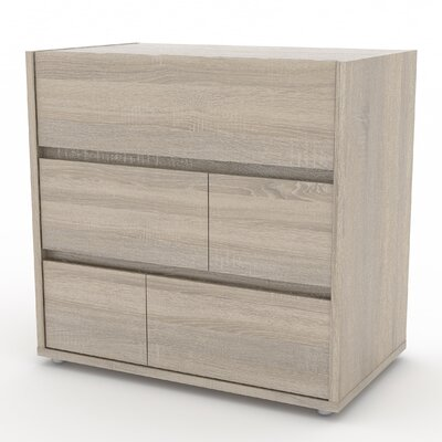 Kleio 3 Drawer Chest