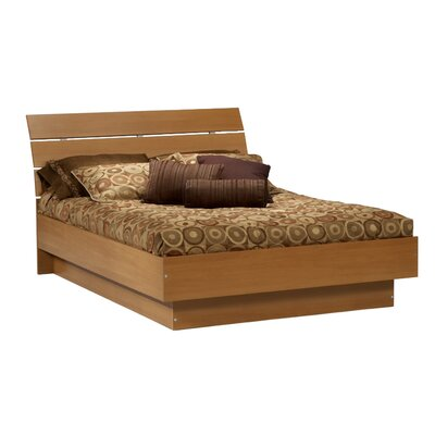 Tvilum Scottsdale Platform Bed - Finish: Coffee, Size: Queen at Sears.com