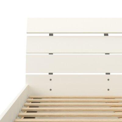 Jammie Platform Bed Size: Queen