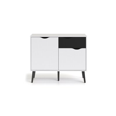 Park Avenue Sideboard with Flared Legs