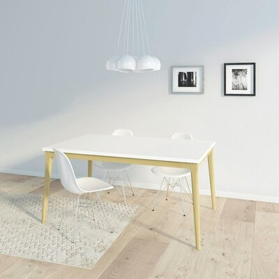 Uselton Retro Dining Table
