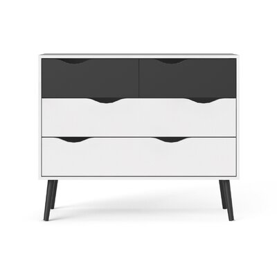 Park Avenue 4 Drawer Chest