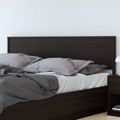 Conder Full/Queen Panel Headboard Color: Coffee