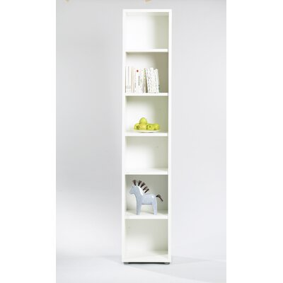 Image Result For Small Slim White Bookcase
