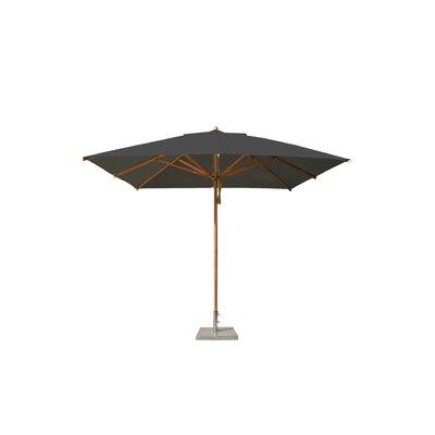 10 Levante Square Market Umbrella Fabric: Taupe