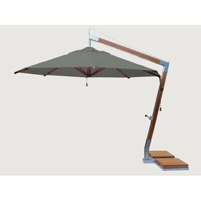 11.5 Sidewind Cantilever Umbrella Fabric: Taupe