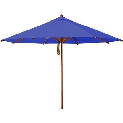 10 Levante Market Umbrella Fabric: Blue