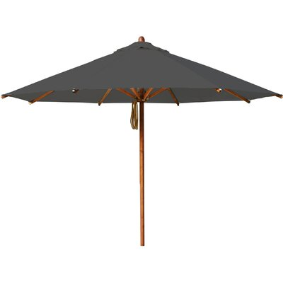10 Levante Market Umbrella Fabric: Taupe