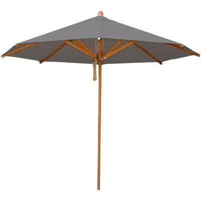 8.5 Levante Market Umbrella Fabric: Taupe