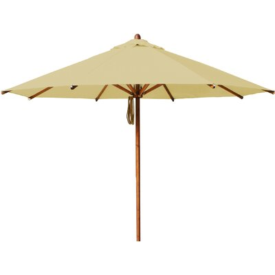 10 Levante Market Umbrella Fabric: Harvest Wheat