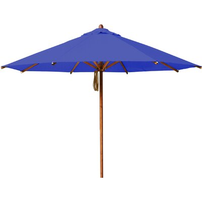 10 Levante Market Umbrella Fabric: Blue