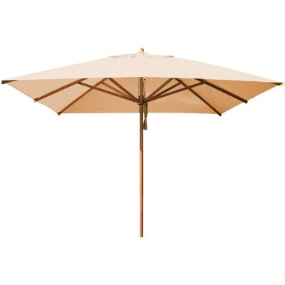 10 Levante Square Market Umbrella Fabric: Harvest Wheat