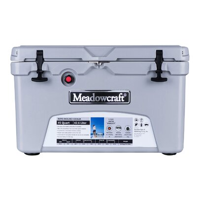 45 Qt. Heavy Duty Cooler CKR-512917