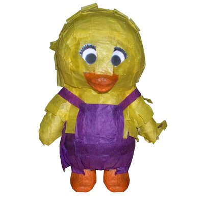 Fetch-It Pets Mini Polly Wanna Pinatas Duck Bird Toy at Sears.com