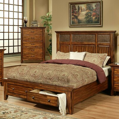 Marissa Platform Bed Size: Queen