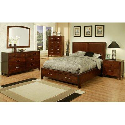 Solitude Platform Customizable Bedroom Set