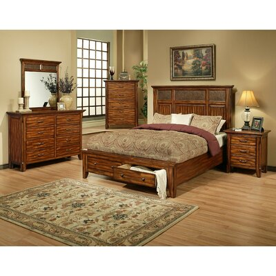 Marissa Panel Customizable Bedroom Set