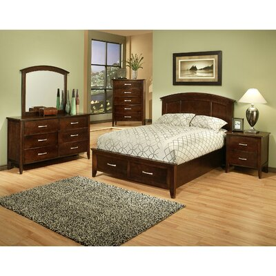Firefly Panel Customizable Bedroom Set