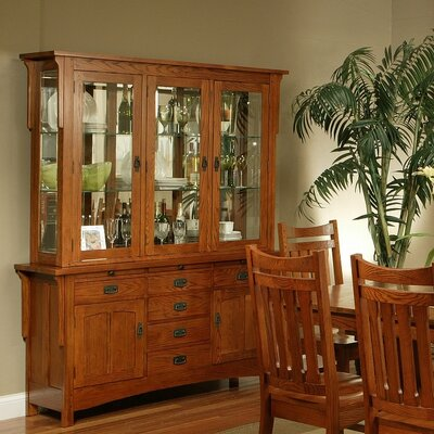 Heartland Manor China Cabinet