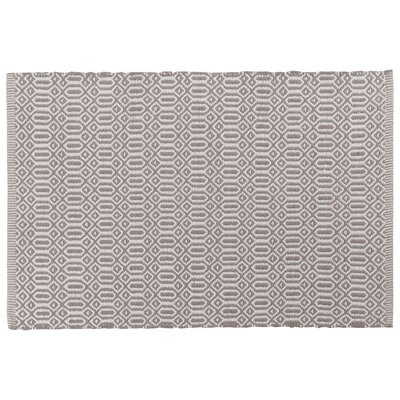 Bazaar Kitchen Mat Color: Grey